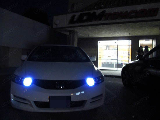 Honda - Civic - 9005 - LED - Bulb - 1